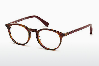 Eyewear Ermenegildo Zegna EZ5028 055 - Brown, Havanna, Multi-coloured