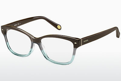 Eyewear Fossil FOS 6067 RRB - Brown, Grey, Green