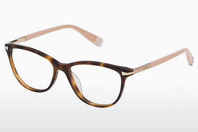Eyewear Furla VFU025 09AJ - Havanna, Brown