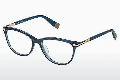 Eyewear Furla VFU025 0AGQ - Blue, Transparent