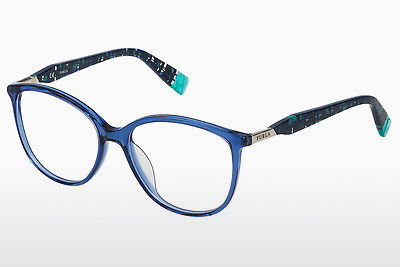 Eyewear Furla VFU029 0G35 - Blue, Transparent
