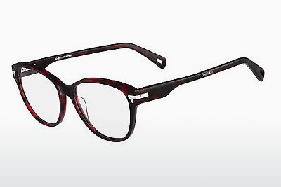 Eyewear G-Star RAW GS2627 THIN TRASON 620 - Red, Havana
