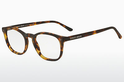 Eyewear Giorgio Armani AR7074 5492 - Yellow, Brown, Havanna