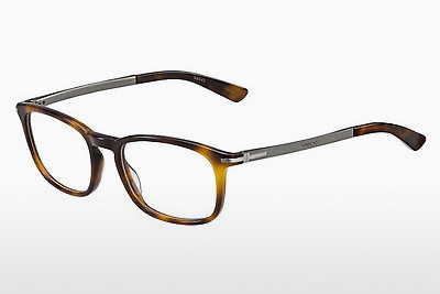 Eyewear Gucci GG 1112 8E2 - Silver, Brown, Havanna