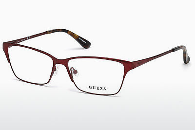 Eyewear Guess GU2605 070 - Burgundy, Bordeaux, Matt