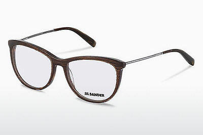 Eyewear Jil Sander J4012 B - Brown, Grey