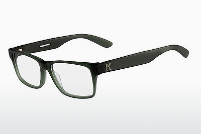 Eyewear Karl Lagerfeld KL873 036 - Black, Green