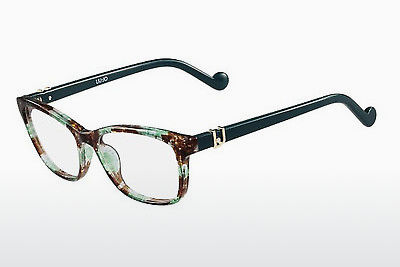 Eyewear Liu Jo LJ2658R 338 - Blue, Brown