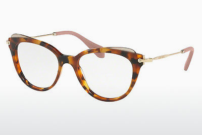 Eyewear Miu Miu MU 01QV VX81O1 - Transparent, Brown, Havanna