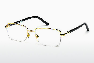 Eyewear Mont Blanc MB0478 030 - Yellow