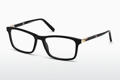 Eyewear Mont Blanc MB0540 001 - Black, Shiny