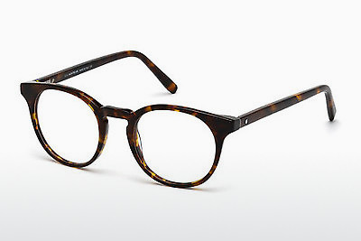 Eyewear Mont Blanc MB0542 052 - Brown, Dark, Havana