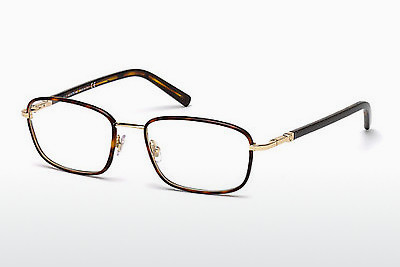 Eyewear Mont Blanc MB0556 055 - Multi-coloured, Brown, Havanna