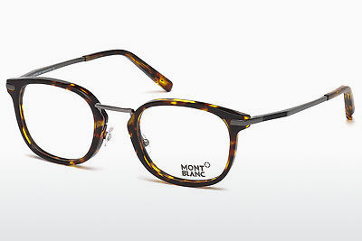 Eyewear Mont Blanc MB0671 055 - Multi-coloured, Brown, Havanna