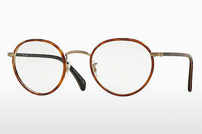 Designerbrillen Paul Smith KENNINGTON (PM4073J 5236) - Oranje, Bruin, Havanna, Goud