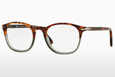 Eyewear Persol PO3007V 1023 - Brown, Havanna