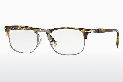 Eyewear Persol PO8359V 1056 - Brown, White, Havanna