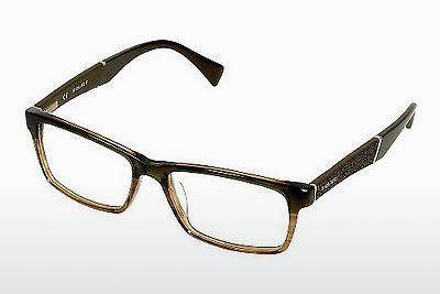 Eyewear Police CLOSE UP 2 (V1919 0P90) - Green, Havanna, Brown