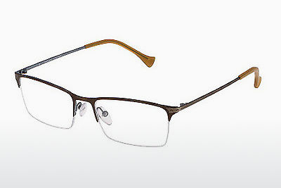 Eyewear Police FLUID 5 (VPL043 0488) - Brown