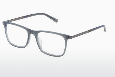 Eyewear Police VPL133 6S8M - Grey, Green, Transparent