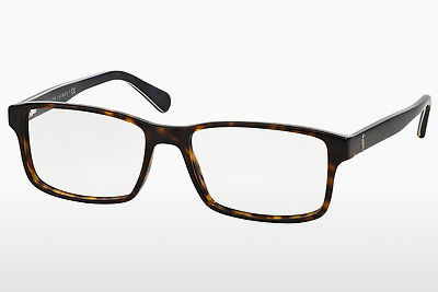 Eyewear Polo PH2123 5496 - Brown, Havanna