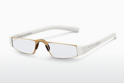 Eyewear Porsche Design P8801 C D2.00 - Gold, White