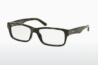 Eyewear Prada PR 16MV UEL1O1 - Brown, Havanna, Grey