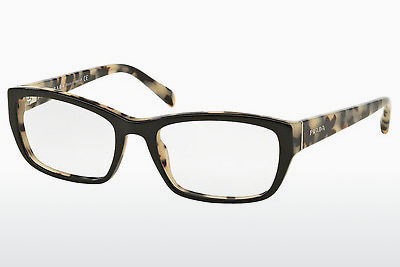 Eyewear Prada PR 18OV ROK1O1 - Black, Brown, Havanna