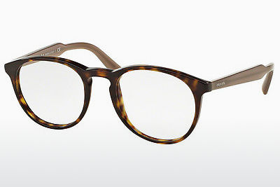 Eyewear Prada PR 19SV 2AU1O1 - Brown, Havanna