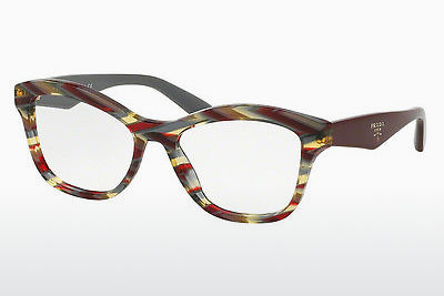 Eyewear Prada PR 29RV VAP1O1 - Red, Multi-coloured