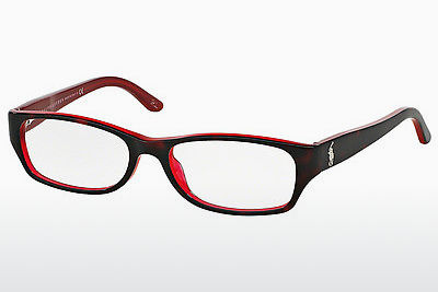 Eyewear Ralph Lauren RL6058 5255 - Red, Brown, Havanna