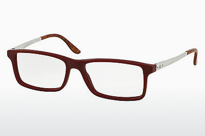 Eyewear Ralph Lauren RL6128 5512 - Red, Bordeaux