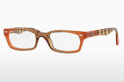 Eyewear Ray-Ban RX5150 5487 - Brown, Orange