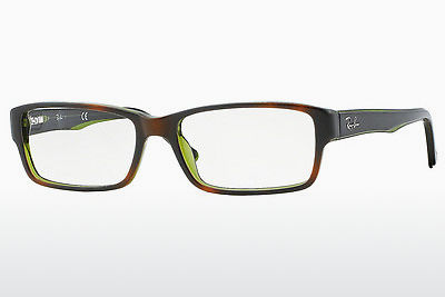 Eyewear Ray-Ban RX5169 2383 - Brown, Havanna, Green, Transparent