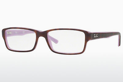 Eyewear Ray-Ban RX5169 5240 - Brown, Havanna, Purple