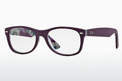 Eyewear Ray-Ban NEW WAYFARER (RX5184 5408) - Purple, Patterned