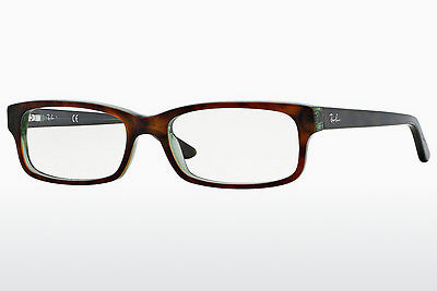 Eyewear Ray-Ban RX5187 2445 - Brown, Havanna