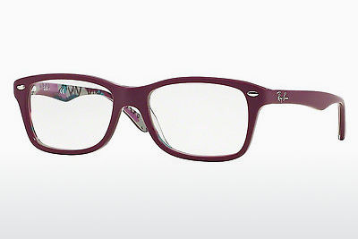 Eyewear Ray-Ban RX5228 5408 - Purple, Violet
