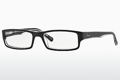 Eyewear Ray-Ban RX5246 2034 - Black, Transparent