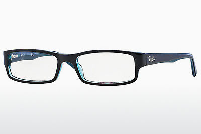 Eyewear Ray-Ban RX5246 5092 - Black, Grey, Blue, Green