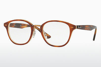 Eyewear Ray-Ban RX5355 5677 - Brown, Havanna