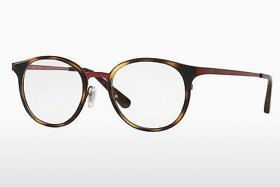 Eyewear Ray-Ban RX6372M 2922 - Red