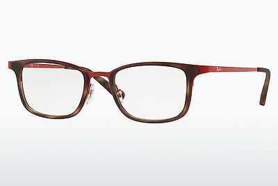 Designerbrillen Ray-Ban RX6373M 2959 - Rood