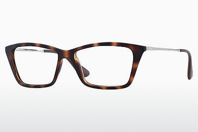 Eyewear Ray-Ban SHIRLEY (RX7022 5365) - Brown, Havanna