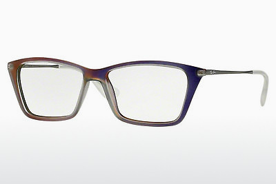 Designerbrillen Ray-Ban SHIRLEY (RX7022 5498) - Paars, Violet