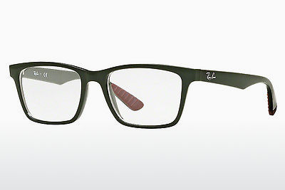 Eyewear Ray-Ban RX7025 5420 - Green, Military