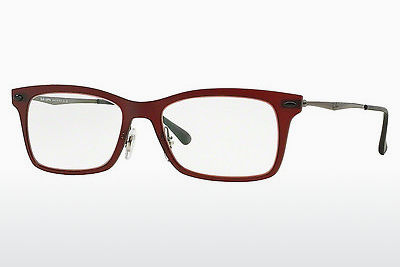 Designerbrillen Ray-Ban RX7039 5456 - Rood
