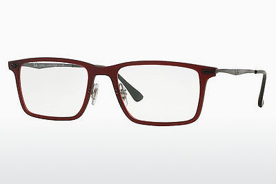 Designerbrillen Ray-Ban RX7050 5456 - Rood