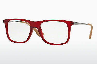 Designerbrillen Ray-Ban RX7054 5525 - Rood