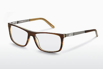 Eyewear Rodenstock R5277 B - Brown, Havanna